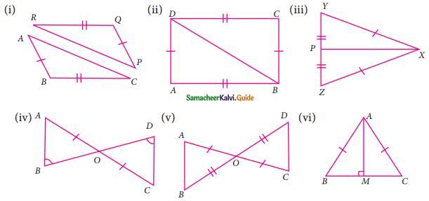 Samacheer Kalvi 9th Maths Guide Chapter 4 Geometry Ex 4.1 4