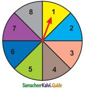 Samacheer Kalvi 9th Maths Guide Chapter 9 Probability Ex 9.1 3