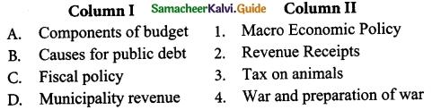 Tamil Nadu 12th Economics Model Question Paper 1 English Medium 3