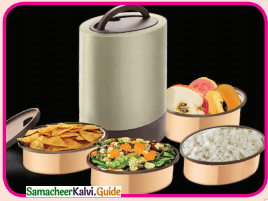 Samacheer Kalvi 4th Science Guide Term 2 chapter 1 food 22