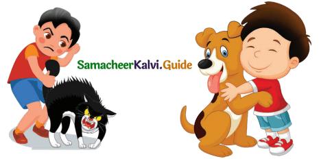 Samacheer Kalvi 4th Tamil Guide Chapter 24 மலையும் எதிரொலியும் 1