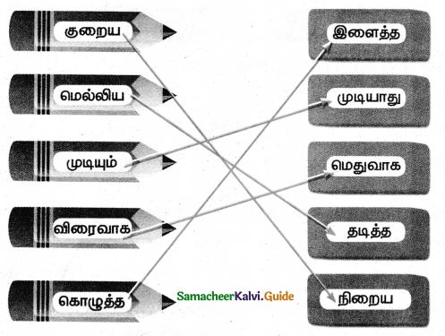 Samacheer Kalvi 4th Tamil Guide Chapter 27 அறிவுநிலா 2
