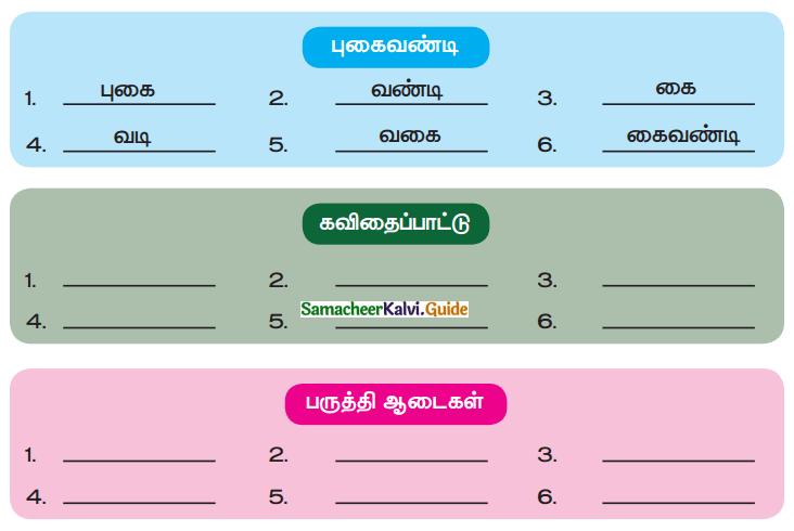 Samacheer Kalvi 4th Tamil Guide Chapter 27 அறிவுநிலா 7
