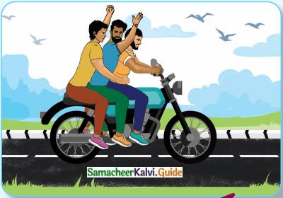 Samacheer Kalvi 8th English Guide Prose Chapter 5 Being Safe 2