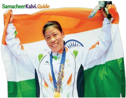Samacheer Kalvi 11th English Guide Prose Chapter 2 The Queen of Boxing 4