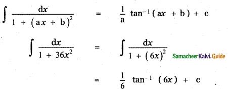 Samacheer Kalvi 11th Maths Guide Chapter 11 Integral Calculus Ex 11.2 9