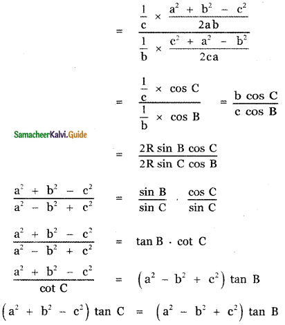 Samacheer Kalvi 11th Maths Guide Chapter 3 Trigonometry Ex 3.9 28