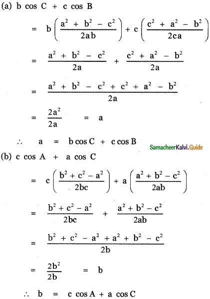 Samacheer Kalvi 11th Maths Guide Chapter 3 Trigonometry Ex 3.9 34