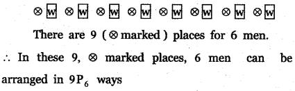 Samacheer Kalvi 11th Maths Guide Chapter 4 Combinatorics and Mathematical Induction Ex 4.2 8