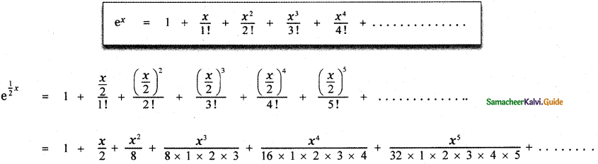 Samacheer Kalvi 11th Maths Guide Chapter 5 Binomial Theorem, Sequences and Series Ex 5.4 16