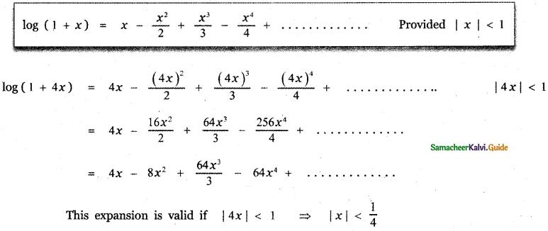 Samacheer Kalvi 11th Maths Guide Chapter 5 Binomial Theorem, Sequences and Series Ex 5.4 18
