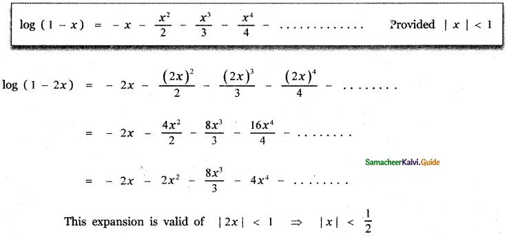Samacheer Kalvi 11th Maths Guide Chapter 5 Binomial Theorem, Sequences and Series Ex 5.4 19