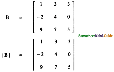 Samacheer Kalvi 11th Maths Guide Chapter 7 Matrices and Determinants Ex 7.2 51