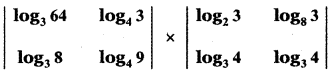 Samacheer Kalvi 11th Maths Guide Chapter 7 Matrices and Determinants Ex 7.4 10