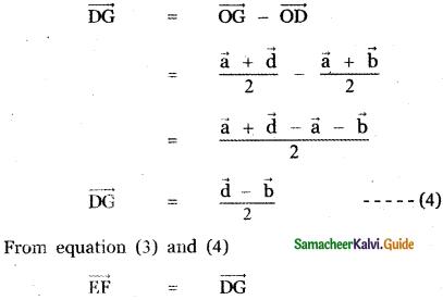 Samacheer Kalvi 11th Maths Guide Chapter 8 Vector Algebra - I Ex 8.1 15