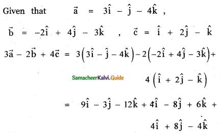 Samacheer Kalvi 11th Maths Guide Chapter 8 Vector Algebra - I Ex 8.2 39