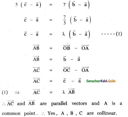 Samacheer Kalvi 11th Maths Guide Chapter 8 Vector Algebra - I Ex 8.2 42