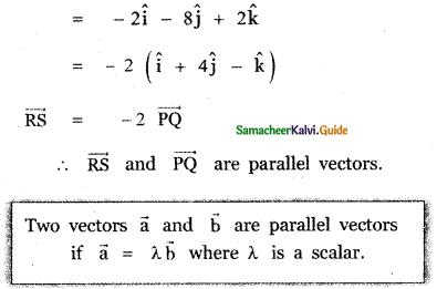 Samacheer Kalvi 11th Maths Guide Chapter 8 Vector Algebra - I Ex 8.2 44