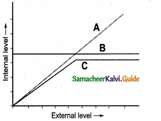 Samacheer Kalvi 12th Bio Zoology Guide Chapter 10 Organisms and Population 1