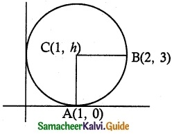 Samacheer Kalvi 12th Maths Guide Chapter 5 Two Dimensional Analytical Geometry - II Ex 5.6 3