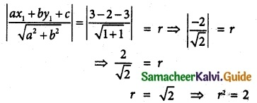 Samacheer Kalvi 12th Maths Guide Chapter 5 Two Dimensional Analytical Geometry - II Ex 5.6 6
