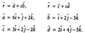 Samacheer Kalvi 12th Maths Guide Chapter 6 Applications of Vector Algebra Ex 6.5 2