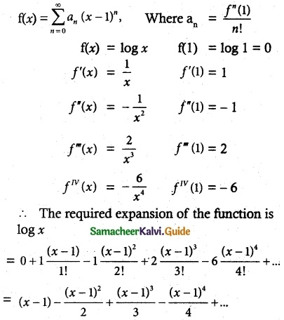 Samacheer Kalvi 12th Maths Guide Chapter 7 Applications of Differential Calculus Ex 7.4 8