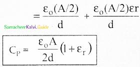 Samacheer Kalvi 12th Physics Guide Chapter 1 Electrostatics 111