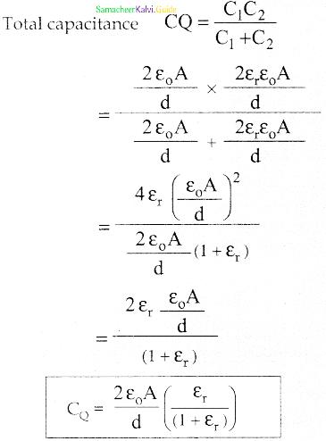 Samacheer Kalvi 12th Physics Guide Chapter 1 Electrostatics 112