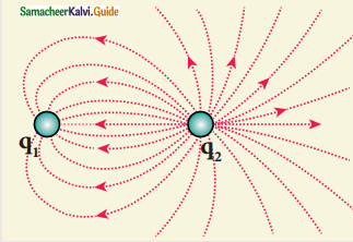 Samacheer Kalvi 12th Physics Guide Chapter 1 Electrostatics 2