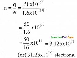 Samacheer Kalvi 12th Physics Guide Chapter 1 Electrostatics 62