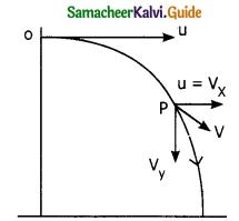Samacheer Kalvi 11th Physics Guide Chapter 2 Kinematics 100