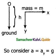 Samacheer Kalvi 11th Physics Guide Chapter 2 Kinematics 29