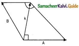 Samacheer Kalvi 11th Physics Guide Chapter 2 Kinematics 54