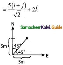 Samacheer Kalvi 11th Physics Guide Chapter 2 Kinematics 63