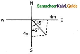 Samacheer Kalvi 11th Physics Guide Chapter 2 Kinematics 64