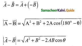 Samacheer Kalvi 11th Physics Guide Chapter 2 Kinematics 92