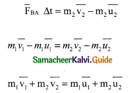 Samacheer Kalvi 11th Physics Guide Chapter 3 Laws of Motion 72