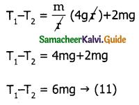 Samacheer Kalvi 11th Physics Guide Chapter 4 Work, Energy and Power 50