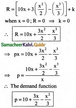 Samacheer Kalvi 12th Business Maths Guide Chapter 3 Integral Calculus II Ex 3.2 13