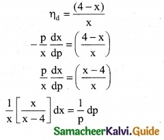 Samacheer Kalvi 12th Business Maths Guide Chapter 3 Integral Calculus II Ex 3.2 3