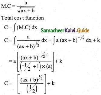 Samacheer Kalvi 12th Business Maths Guide Chapter 3 Integral Calculus II Ex 3.2 6