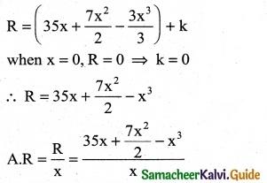 Samacheer Kalvi 12th Business Maths Guide Chapter 3 Integral Calculus II Ex 3.4 3