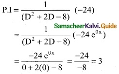 Samacheer Kalvi 12th Business Maths Guide Chapter 4 Differential Equations Miscellaneous Problems 2
