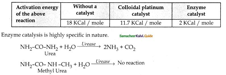 Samacheer Kalvi 12th Chemistry Guide Chapter 10 Surface Chemistry 21