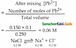 Samacheer Kalvi 12th Chemistry Guide Chapter 8 Ionic Equilibrium 31