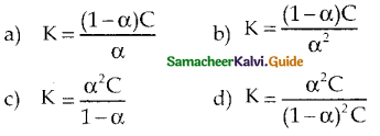 Samacheer Kalvi 12th Chemistry Guide Chapter 8 Ionic Equilibrium 46