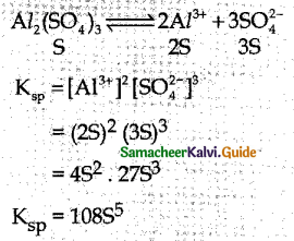Samacheer Kalvi 12th Chemistry Guide Chapter 8 Ionic Equilibrium 49