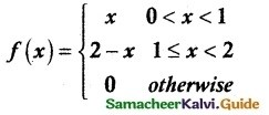 Samacheer Kalvi 12th Maths Guide Chapter 11 Probability Distributions Ex 11.3 3