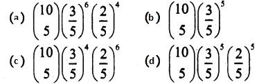Samacheer Kalvi 12th Maths Guide Chapter 11 Probability Distributions Ex 11.6 11